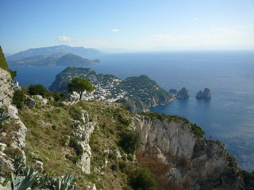 カプリ島@南イタリア_c0192215_16534347.jpg