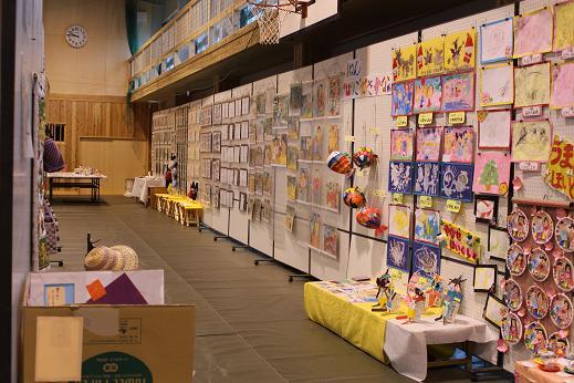 文化祭開催_e0101917_7164266.jpg