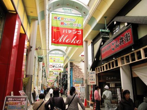 尼崎横丁(三和市場)へのアクセス_a0196732_15361151.jpg