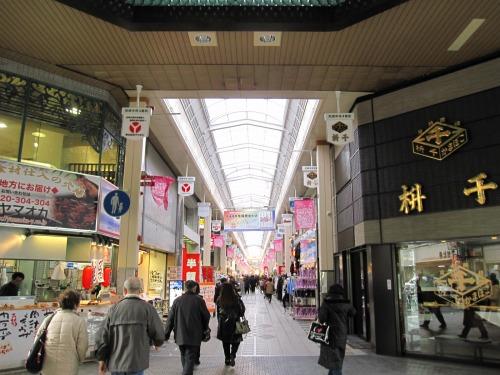 尼崎横丁(三和市場)へのアクセス_a0196732_15363763.jpg
