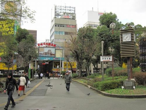 尼崎横丁(三和市場)へのアクセス_a0196732_1536414.jpg