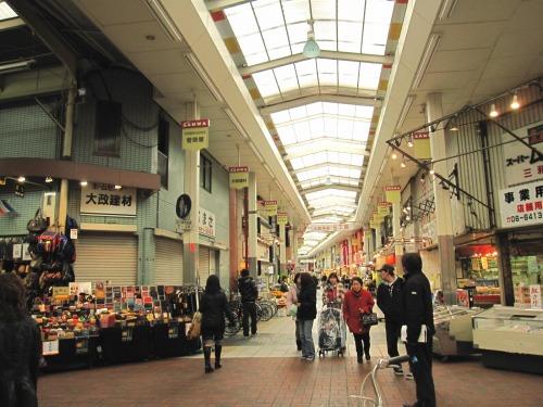 尼崎横丁(三和市場)へのアクセス_a0196732_15374355.jpg