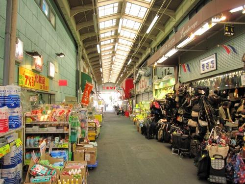 尼崎横丁(三和市場)へのアクセス_a0196732_1538353.jpg