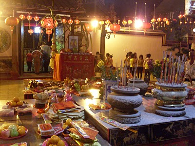 マラッカの春節:New year celebration in Melaka(Malacca), Malysia_a0186568_17134779.jpg