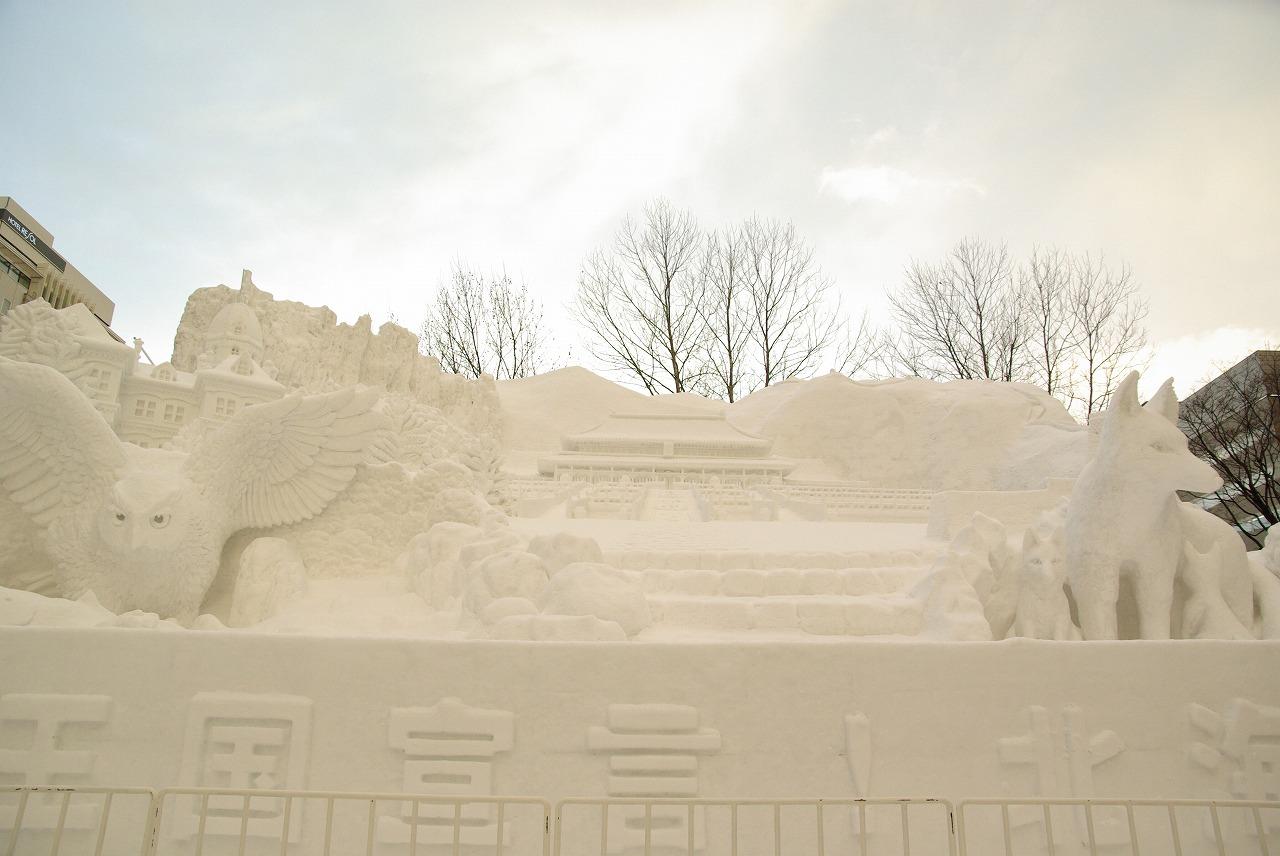 雪まつり撮影会_a0107184_14202447.jpg