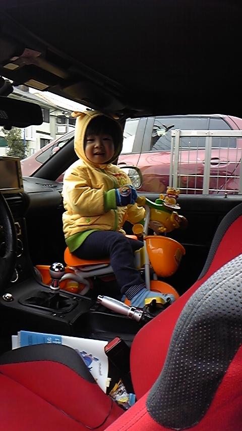 オープンエアー と 三輪車_c0006589_224656.jpg