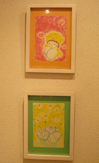 ☆15周年記念企画展「卵・TAMAGO・たまご」開催☆ 最終日 _e0134502_615113.jpg