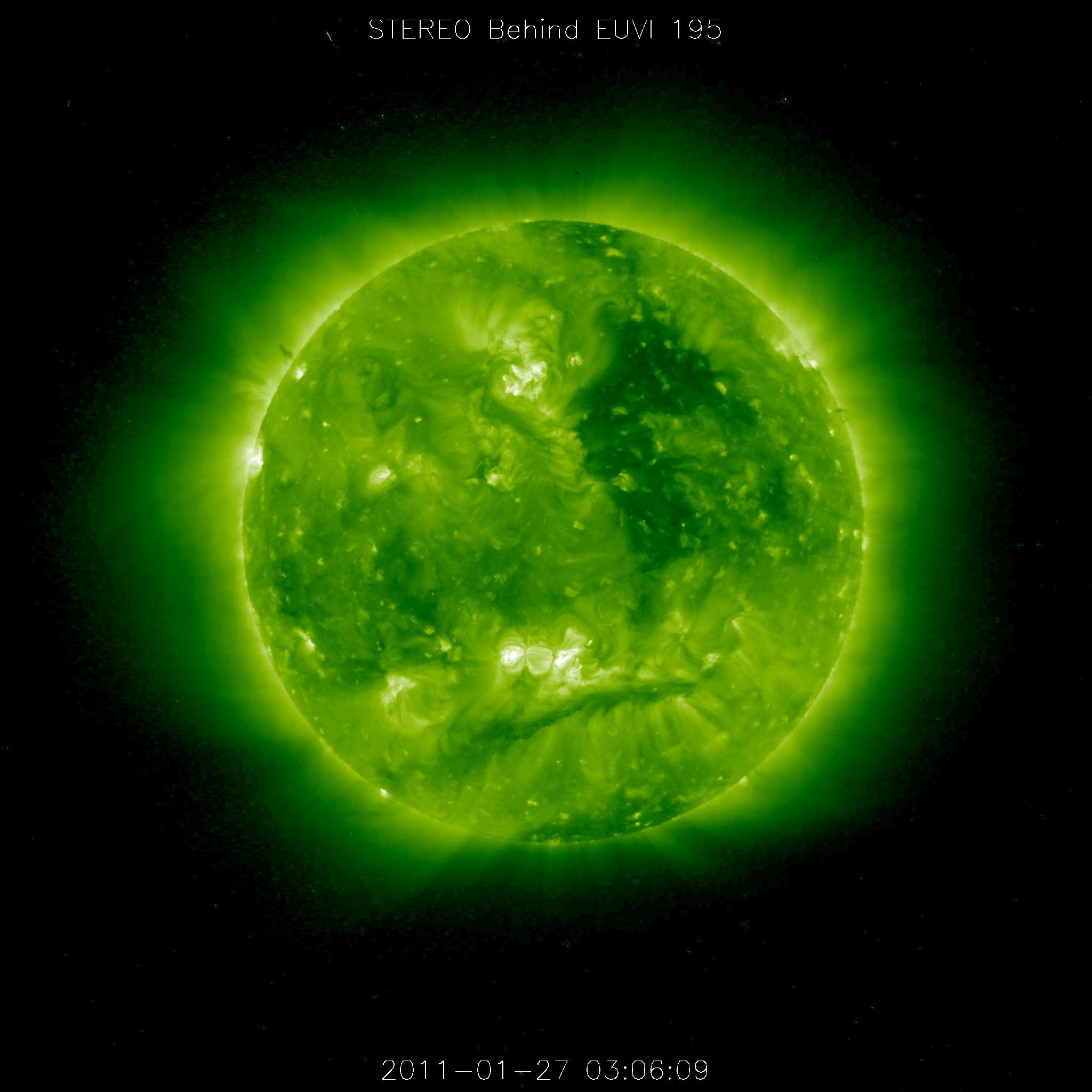 """太陽の周りを回る""""謎の宇宙文明""""?:NASAその証拠をまた消去!?_e0171614_22174110.jpg"""