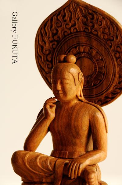 2月17日(木)から『瀧川佐智子・木彫展』の始まります。  _c0161127_12241257.jpg