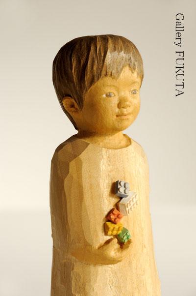2月17日(木)から『瀧川佐智子・木彫展』の始まります。  _c0161127_122426.jpg