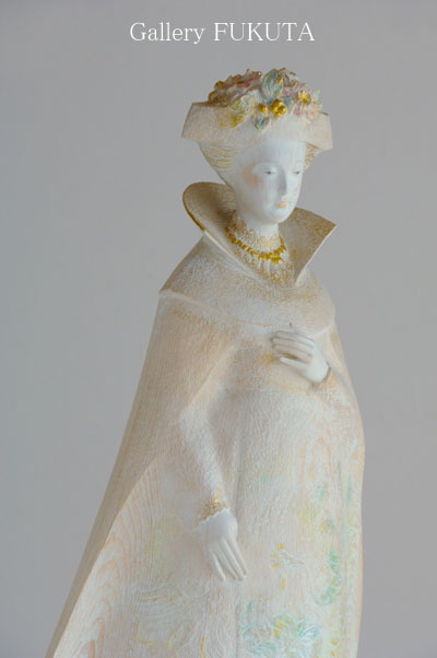 2月17日(木)から『瀧川佐智子・木彫展』の始まります。  _c0161127_1648516.jpg