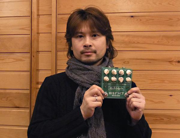 第3回目の発売を目指し… 只今「抹茶ドライヴ」を生産中。_e0053731_20133112.jpg
