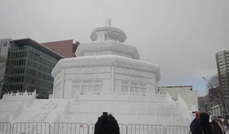 雪祭りが今日終わりました!_f0209045_20123483.jpg