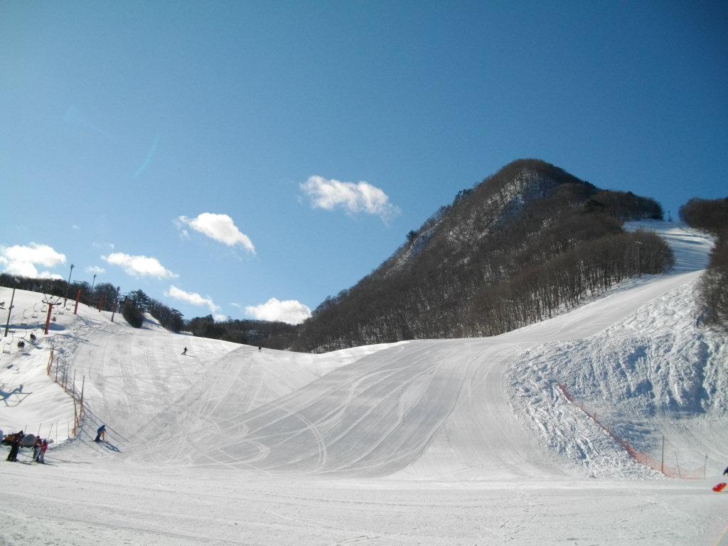 スキー 鉛 場 温泉