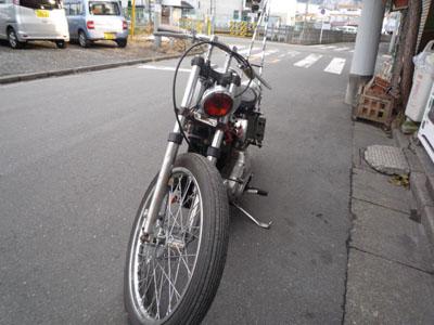本日のバイク!!_f0194657_16163943.jpg