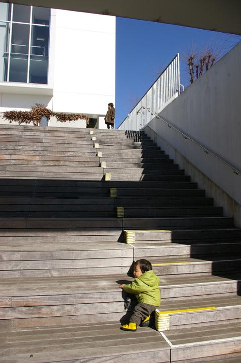 図書館へおでかけ: in the morning, 12 Feb 2011_a0186568_12291751.jpg