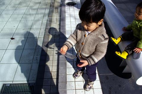 図書館へおでかけ: in the morning, 12 Feb 2011_a0186568_1232751.jpg