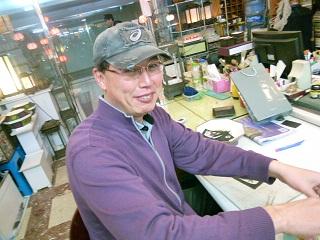 2011年2月釜山の旅 ④チャンオン韓紙店の韓紙工芸_a0140305_1163890.jpg