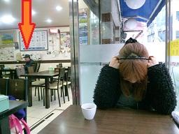 2011年2月釜山の旅 ③済州家のアワビ粥 & 龍門のジャージャー麺_a0140305_122523.jpg
