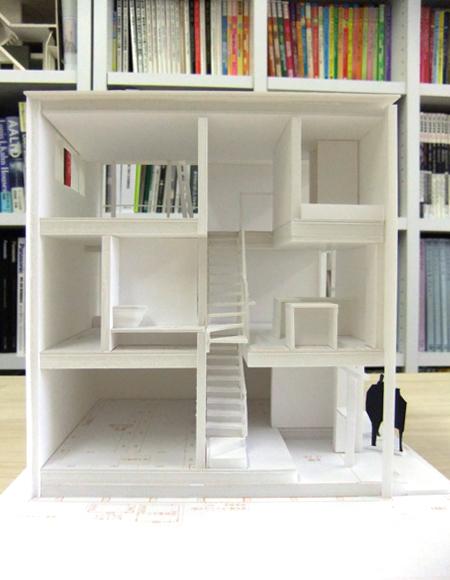 W邸 模型検討中!_c0225122_21234547.jpg