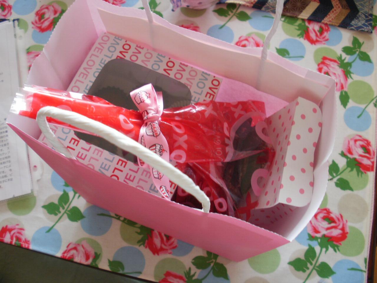 ♡バレンタインお菓子♡_f0095325_11114999.jpg