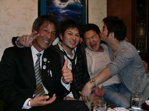 倉ちゃん壮行会_d0125228_10495847.jpg
