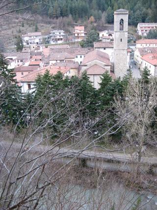 温泉の町、Bagno di Romagna _f0234936_727996.jpg