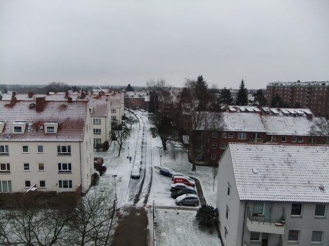 雪の日と日曜日の散歩道_f0210340_3541843.jpg