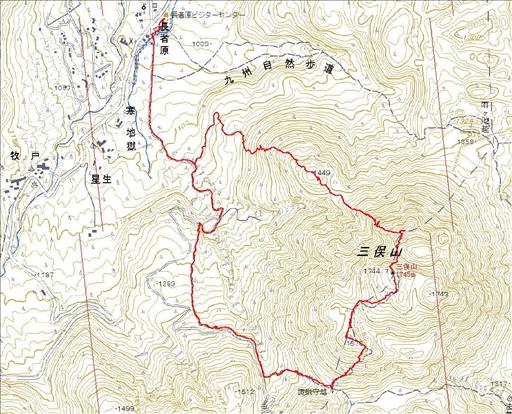 三俣山リベンジ_b0161750_2342633.jpg