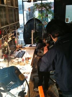 11日 新宿区のBIZチャンネルの取材を受けました!_b0076951_0403751.jpg