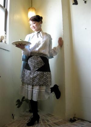 Cooking girl ♡_e0148852_1344454.jpg