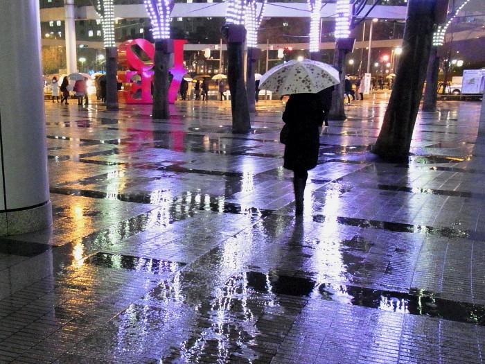 雨の日の帰り道♪_f0164256_21374914.jpg