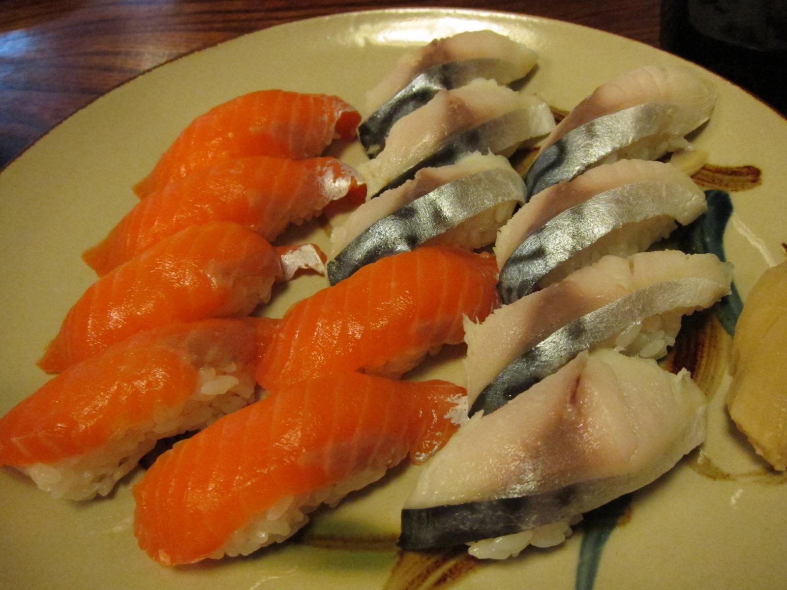 sushi & tempra party._c0153966_22144450.jpg