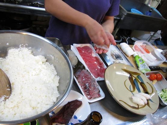 sushi & tempra party._c0153966_2284184.jpg