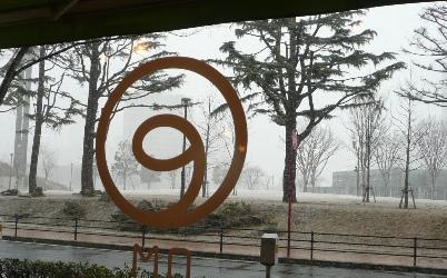 雪が降る~_b0112371_1732879.jpg
