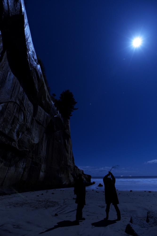 この海岸、どこか変だ…_b0191074_14203716.jpg