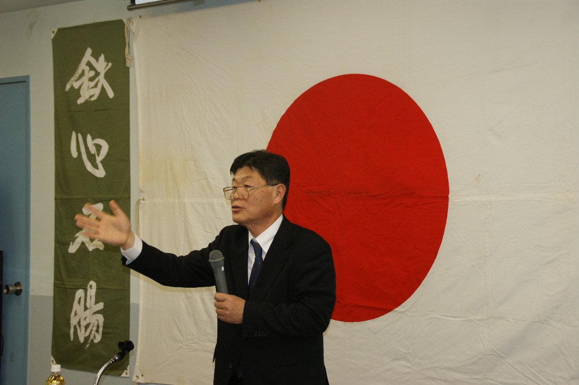 二月十三日 第廿一囘 「草莽崛起の集い」 於横濱市「かながわ県民センター」_a0165993_14181869.jpg