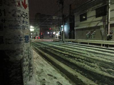 年に1度の大雪_e0149596_23495623.jpg