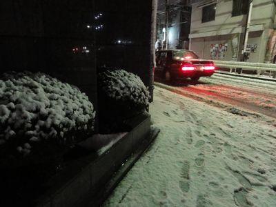 年に1度の大雪_e0149596_23495834.jpg