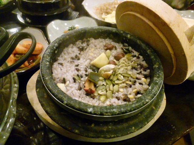 2011年2月釜山の旅 ⑥クンチプで夕ご飯_a0140305_1193013.jpg