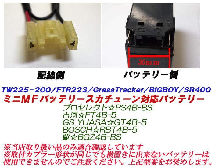 ミニMFバッテリースカチューンキットのバッテリー_d0067418_1619673.jpg