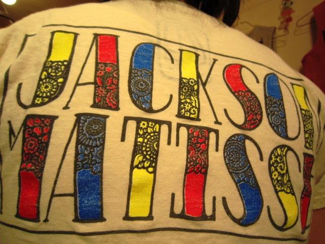 "JACKSON MATISSE \""2011年春物第1弾\"" 入荷!_f0191324_133060.jpg"