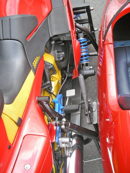 【BMW K1 + ロードセイラーⅢ】_e0218639_19384546.jpg