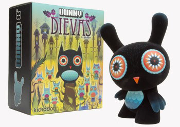 Dievas Dunny 8-inch by Nathan Jurevicius_e0118156_20555042.jpg