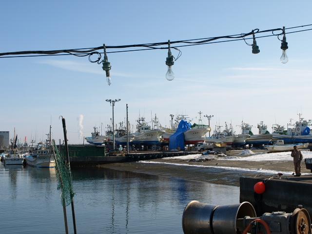 苫小牧漁港 冬_d0153062_952082.jpg