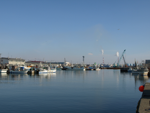 苫小牧漁港 冬_d0153062_953330.jpg