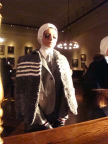 2011秋冬NYコレクション トム・ブラウンとマーク・ジェコブス!_c0050387_17463683.jpg