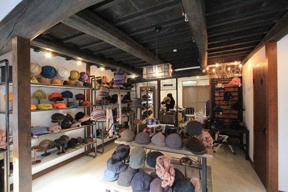1月28日倉敷 4:帽子専門店_e0054299_1223754.jpg