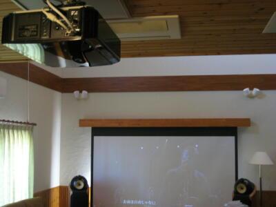 DLA-X9設置&HDMIケーブル通線☆_c0113001_1813913.jpg