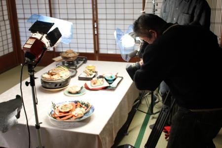 日本最上級のカニ料理(ロケ日記)_f0229508_14344146.jpg